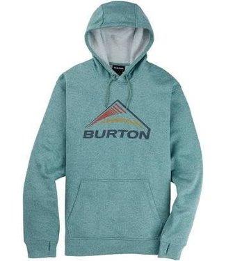 Burton Oak Seasonal Fleece Pullover Hoodie