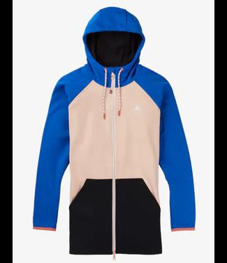 Burton W's Crown Weatherproof Long Full-Zip Fleece