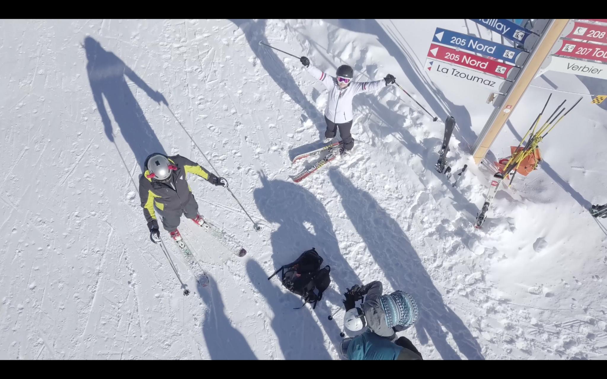 Snowsports now on display!