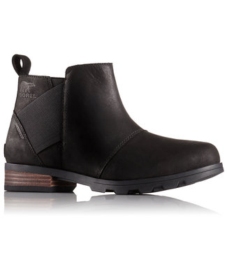 Sorel W's Emelie Chelsea Rain Ankle Boot