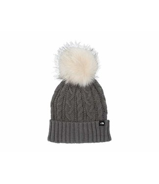The North Face W's Oh-Mega Fur Pom Beanie