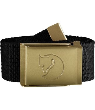 Fjall Raven Canvas Brass Belt 4 cm