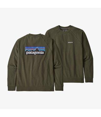 Patagonia P-6 Logo Organic Crew Sweatshirt