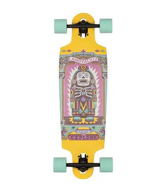 Landyachtz Drop Cat 33 Illuminacion Complete Skateboard