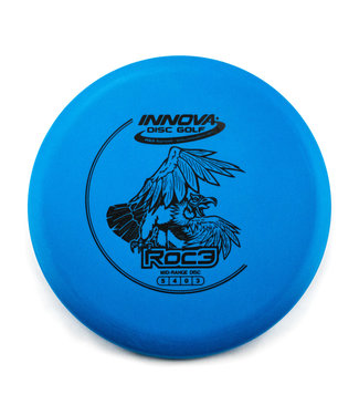 Innova Roc3 DX Mid-Range Golf Disc