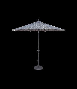 Treasure Garden 11' Collar Tilt Umbrella Grade A