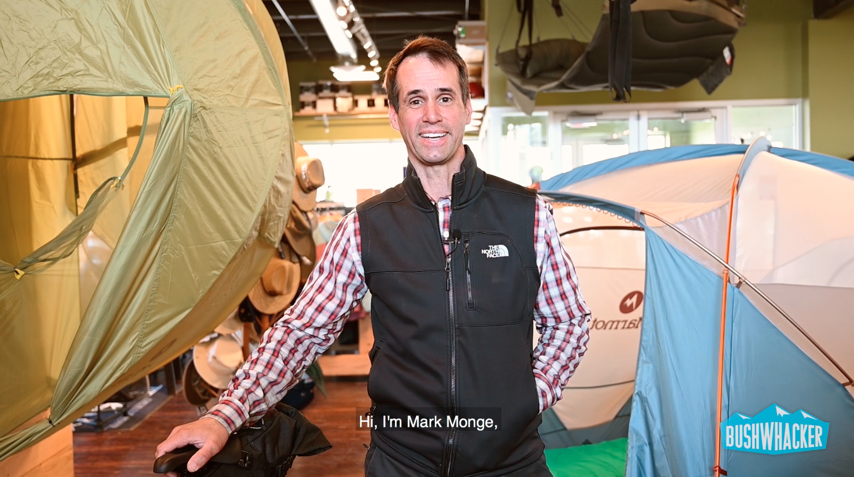 Bikepacking with Mark Monge