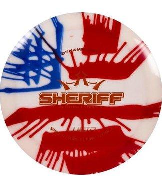Dynamic Discs Lucid Sheriff MyDye