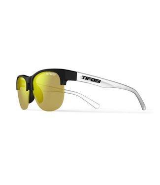 Tifosi Swank SL, Satin Clear Single Lens Sunglasses