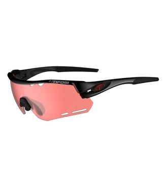 Tifosi Alliant, Crystal Black Single Lens Sunglasses
