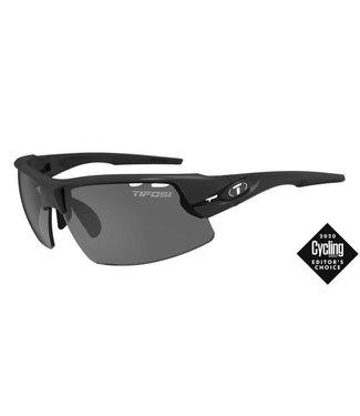 Tifosi Crit, Matte Black Interchangeable Sunglasses