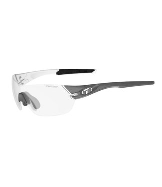 Tifosi Slice, Black/White Fototec Sunglasses