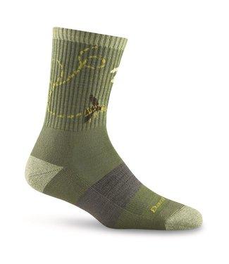 Darn Tough W's Queen Bee Micro Crew LW Hiking Sock