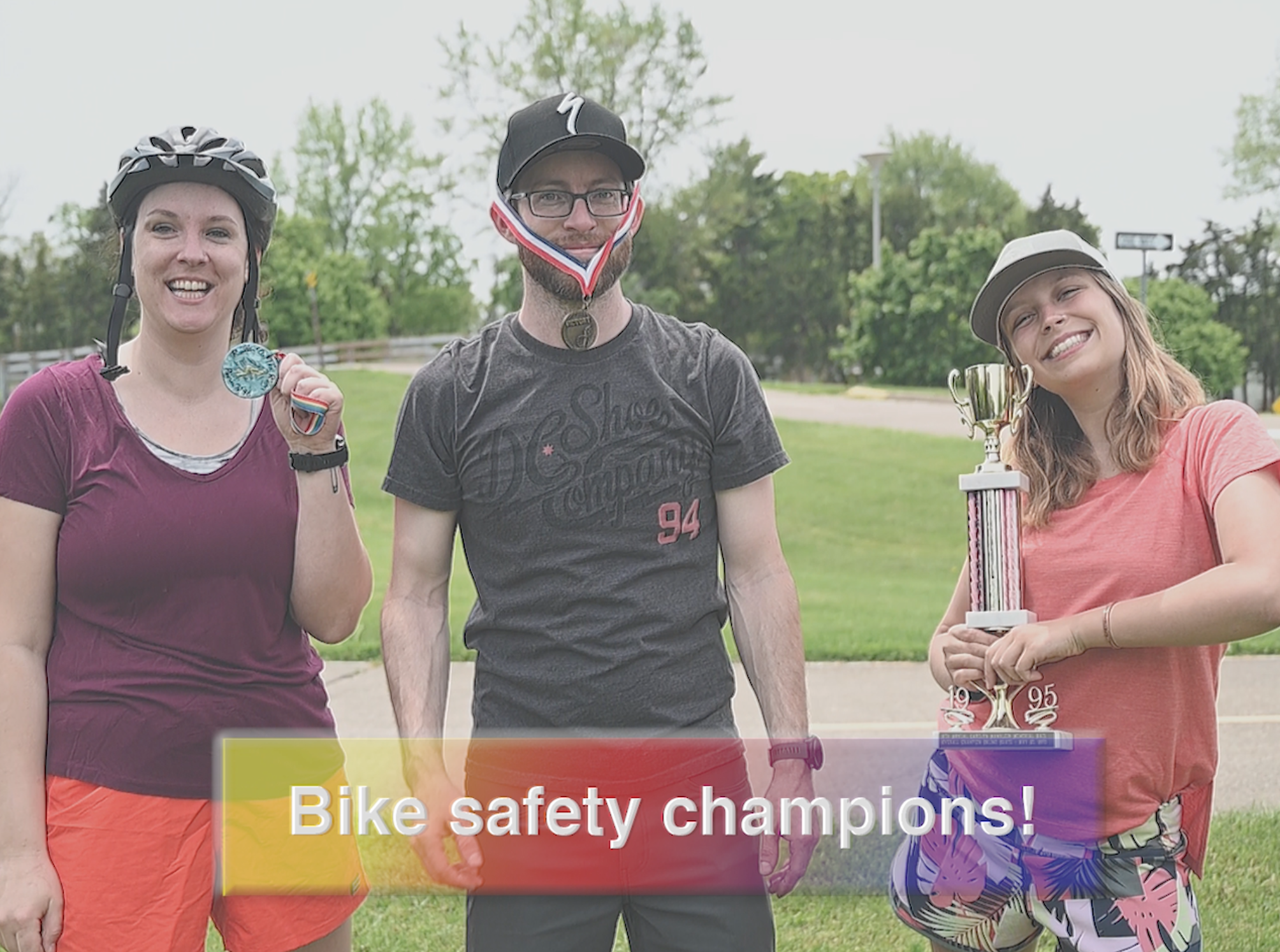 Bike Safety with the Peoria Park District