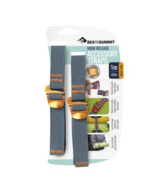 Sea to Summit Accessory Straps with Hook Release