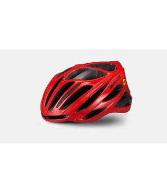 Specialized Echelon II Helmet MIPS CPSC Flo Red / Black Reflective S