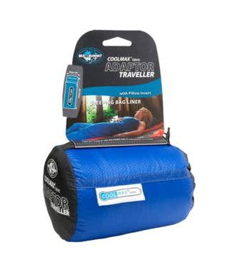 Sea to Summit Adaptor - Coolmax Liner - Traveller