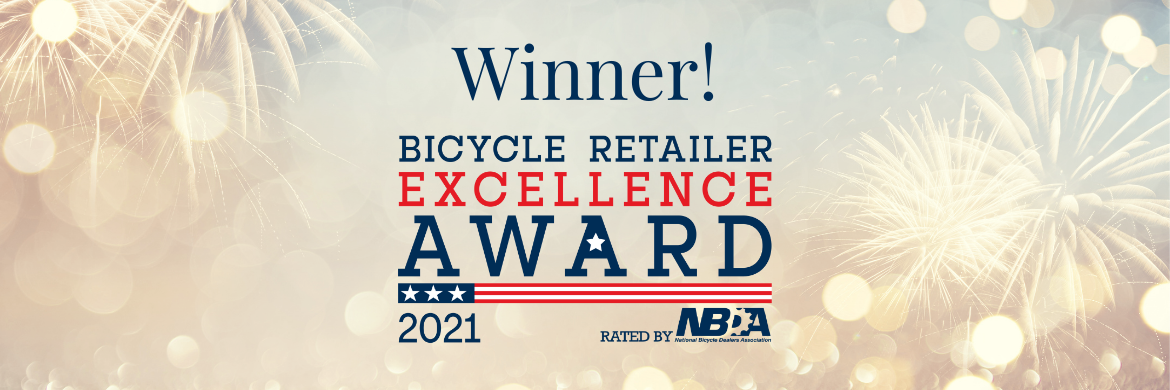 Bicycle Retailer Excellence Award Winners!