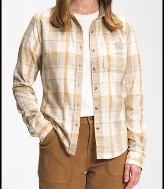 The North Face W's Berkeley Long Sleeve Girlfriend Shirt