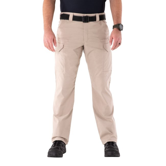 First Tactical First Tactical Men's V2 Tactical Pant, Khaki