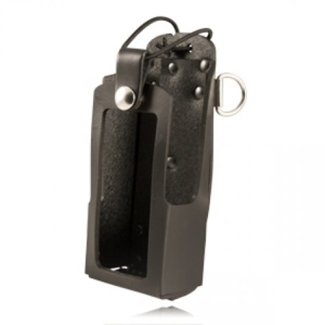 Boston Leather Boston Leather Radio Holder With D-Rings