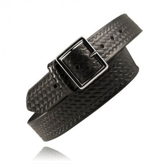 "Boston Leather Boston Leather 1.75"" Garrison Basketweave Belt"