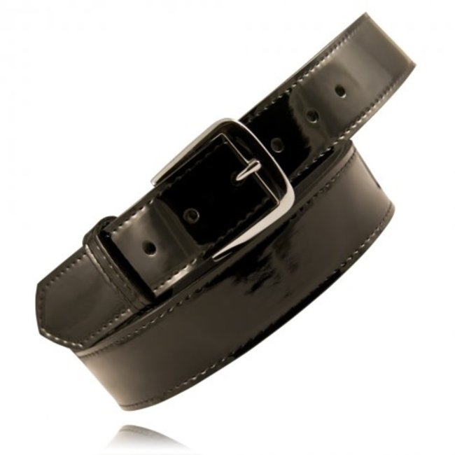 "Boston Leather Boston Leather 1.5"" Off Duty Belt"