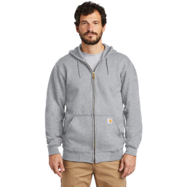 Carhartt Carhartt Midweight Hooded Zip-Front Sweatshirt