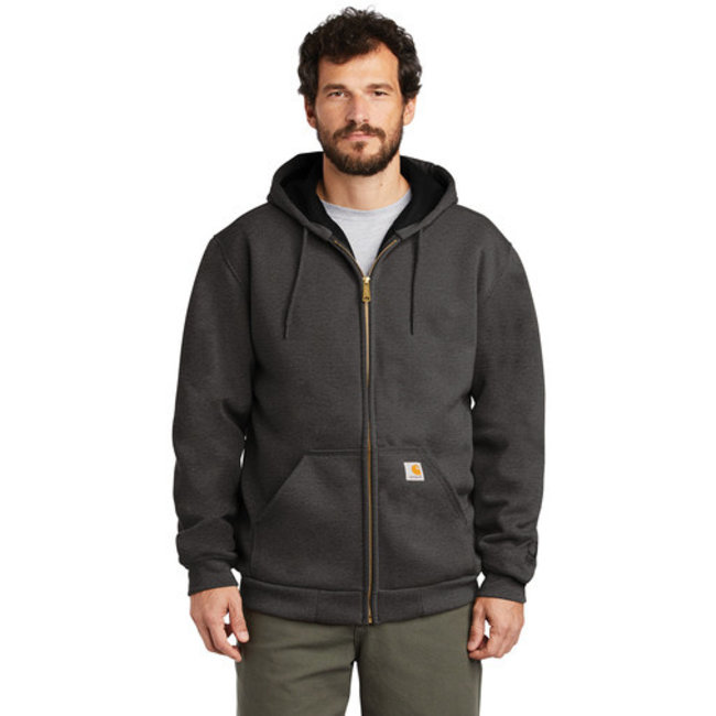 Carhartt Carhartt Rain Defender Rutland Hooded Zip-Front Sweatshirt