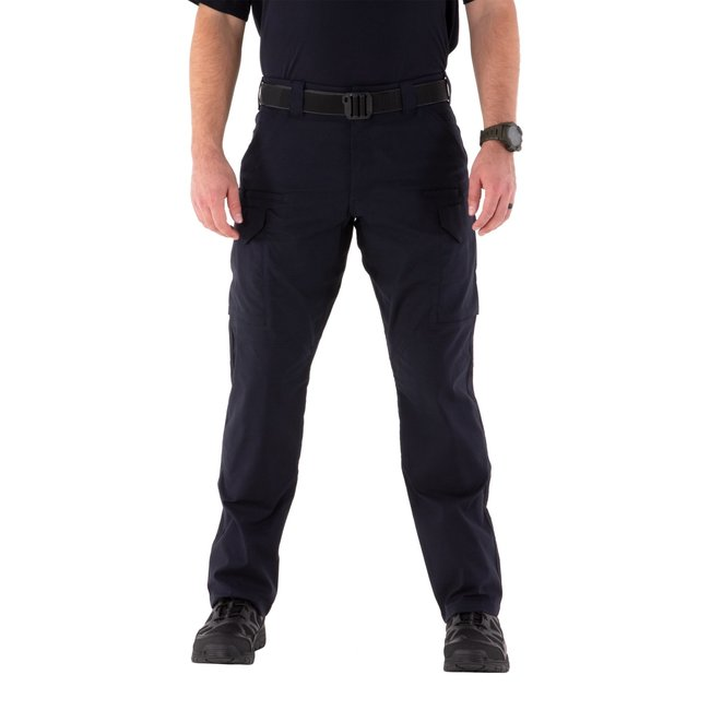First Tactical First Tactical Men's V2 Tactical Pant, Midnight Navy