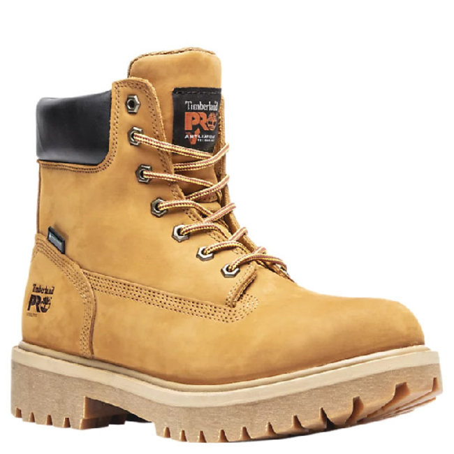 Timberland PRO Timberland Pro Women's 6 In Direct Attach Steel Toe Boots