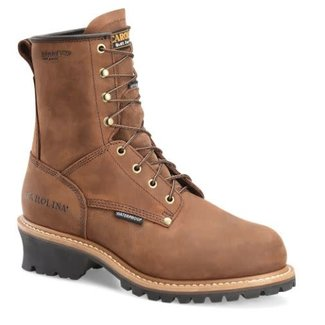 "Carolina Boots Carolina Boots 8"" Elm Steel Toe Boot"