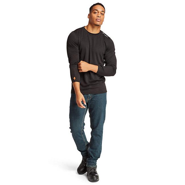 Timberland Pro Wicking Good Long Sleeve T-Shirt JET BLACK