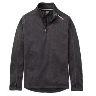 Timberland Pro Understory 1/4-Zip Fleece Dark Charcoal Heather