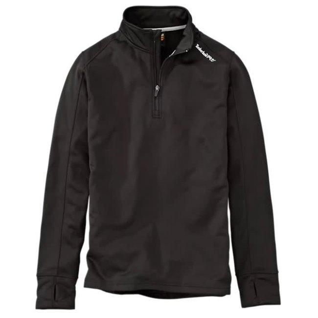 Timberland Pro Understory 1/4-Zip Fleece Black