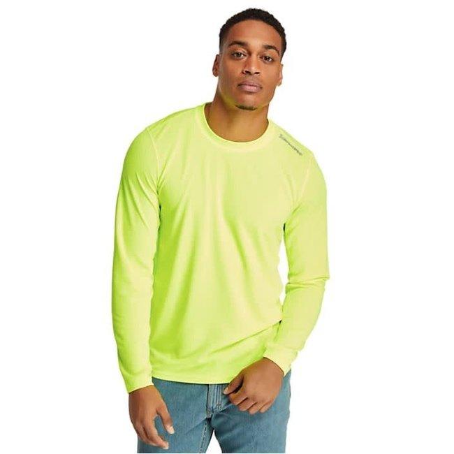 Timberland Pro Wicking Good Long Sleeve T-Shirt PRO YELLOW