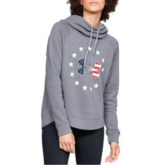 Under Armour Under Armour Women's Freedom Logo Favorite Hoodie