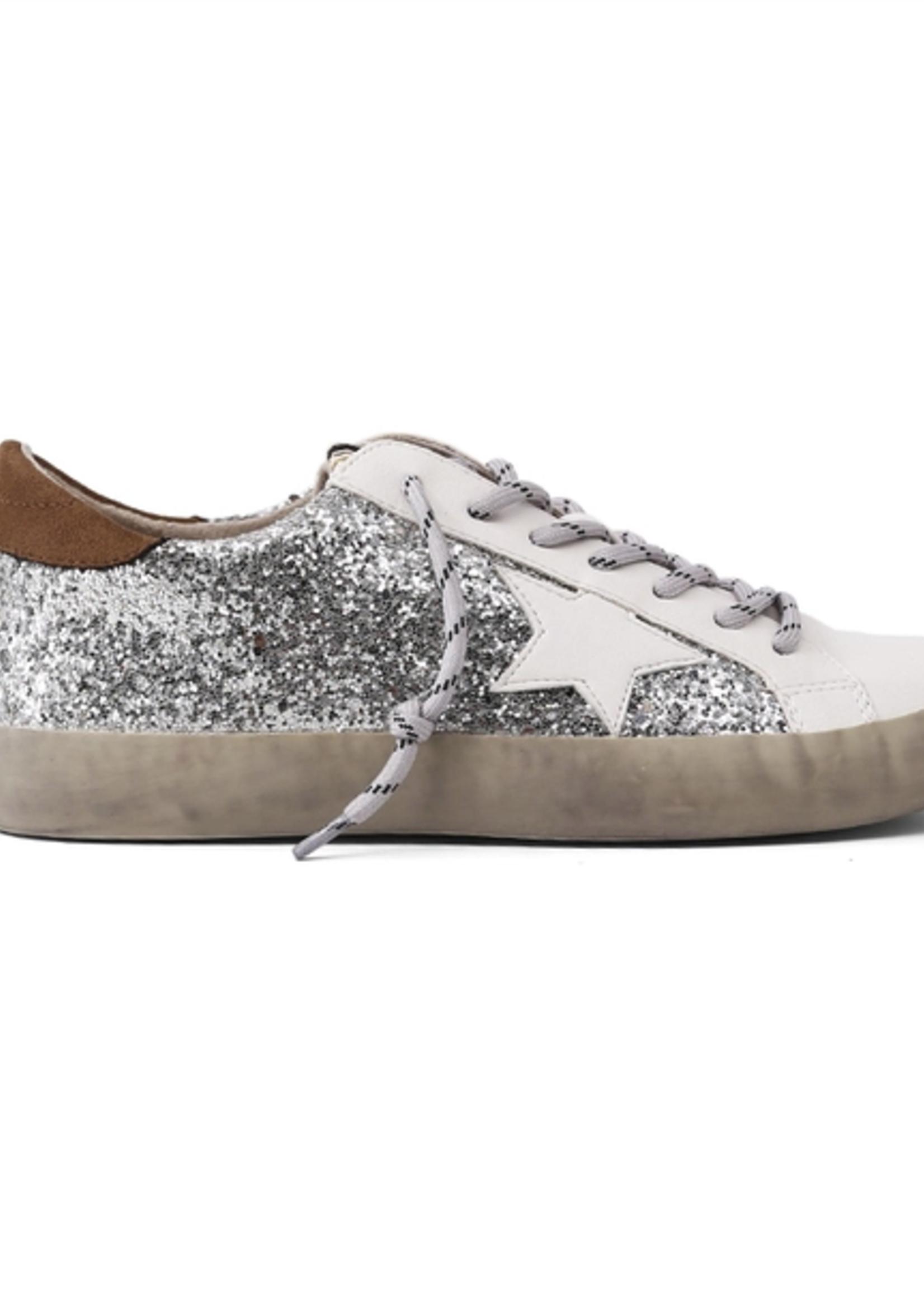 Glitter Sparkle Star Sneaker