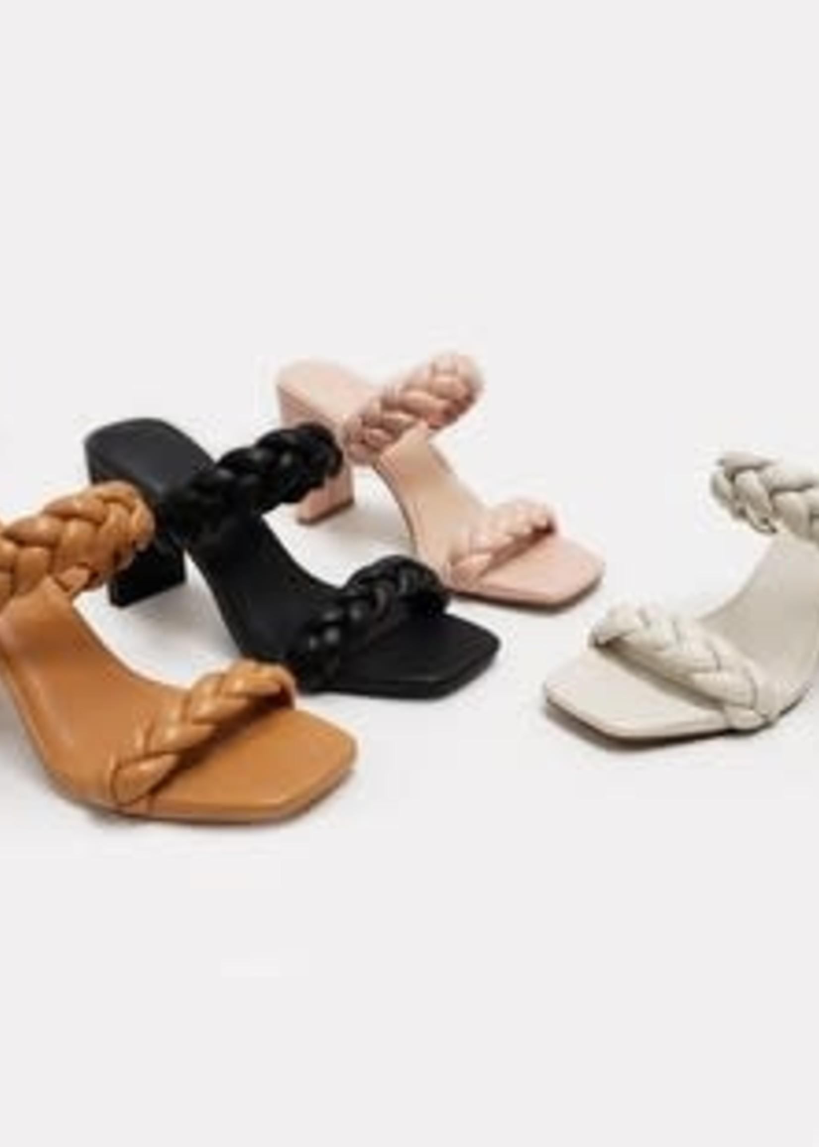 Braided Heels