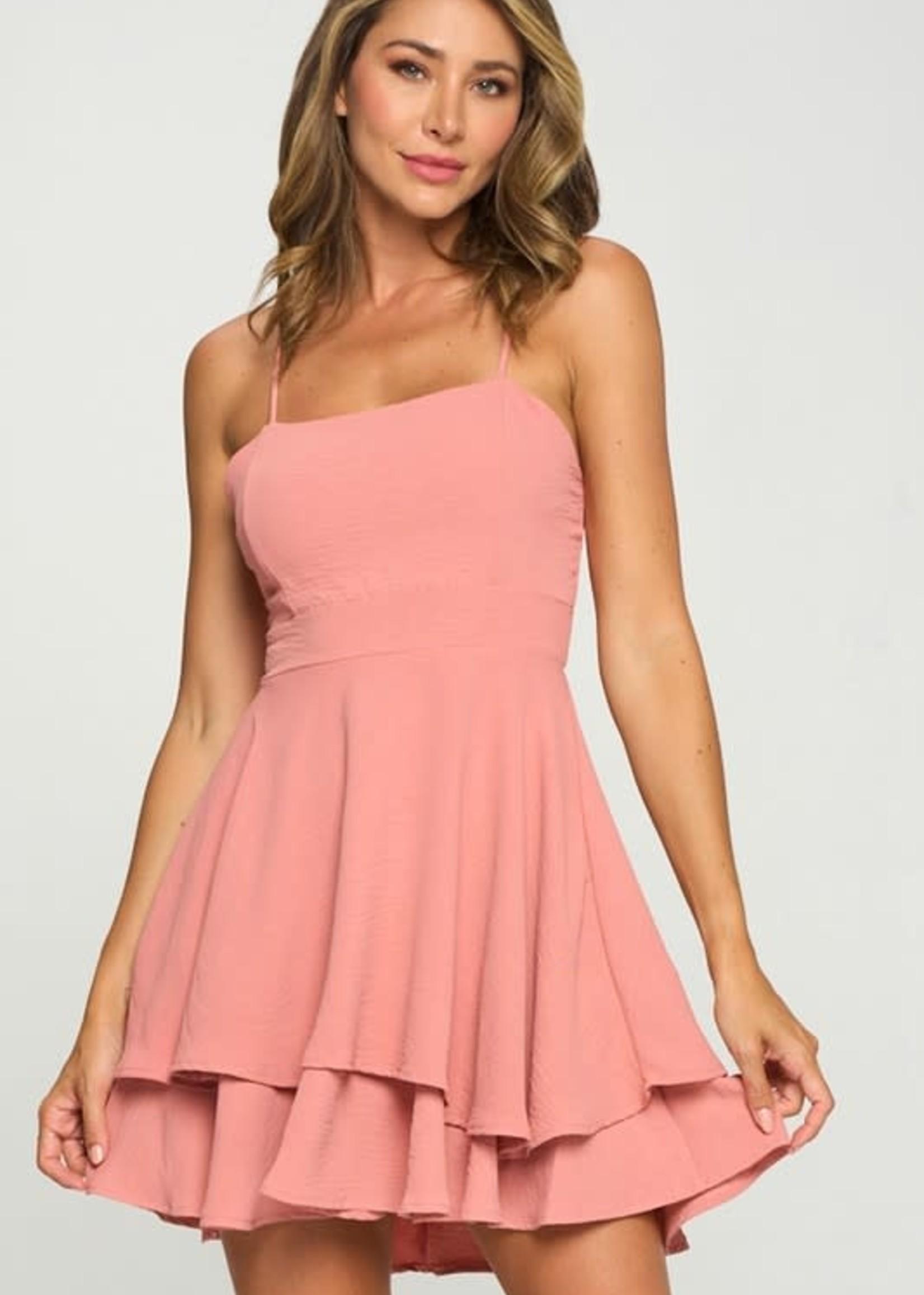 Best Occassion Blush Dress