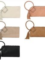 Braided Ring Handle Bag