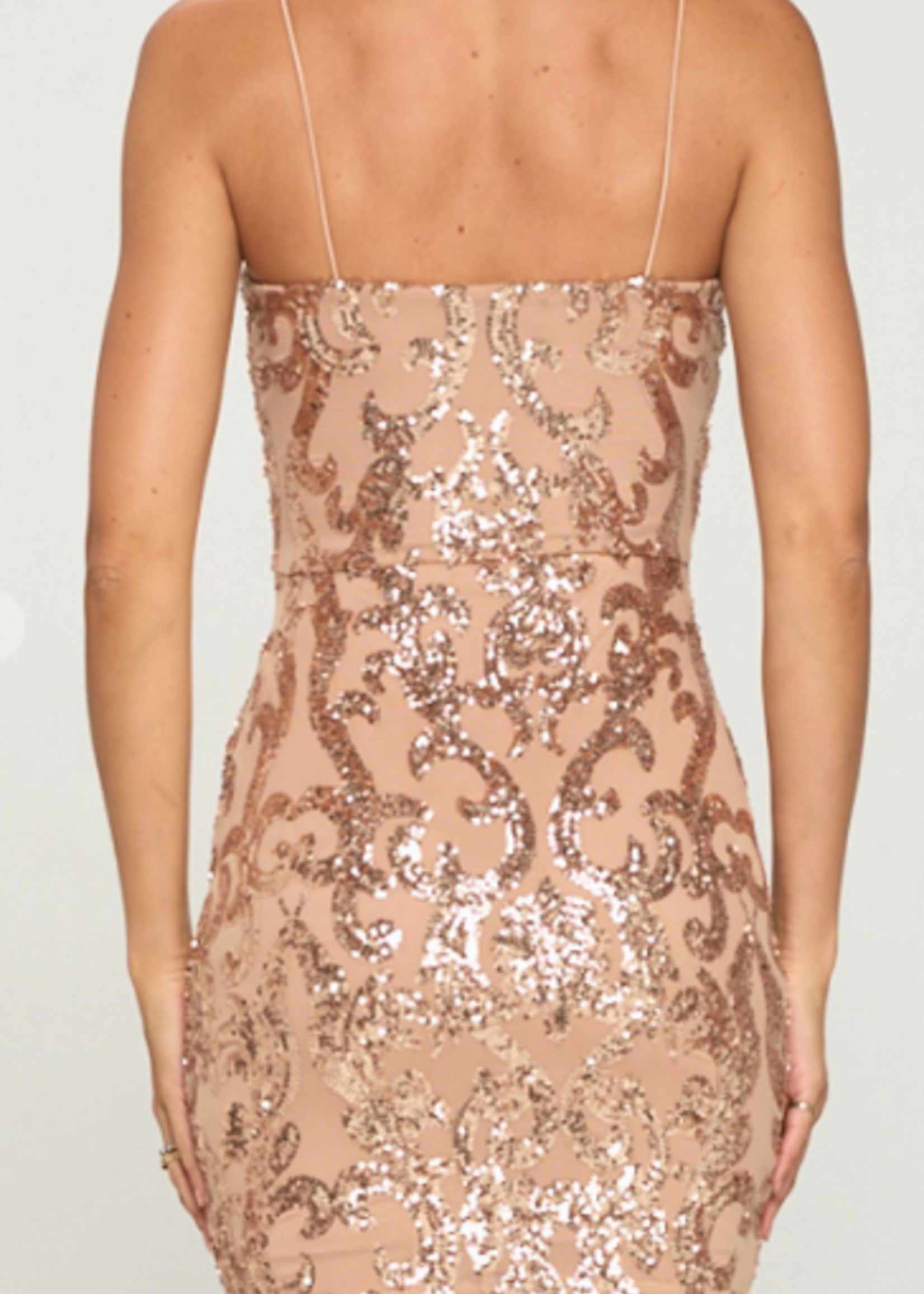 Time To Sparkle and Shine Dress