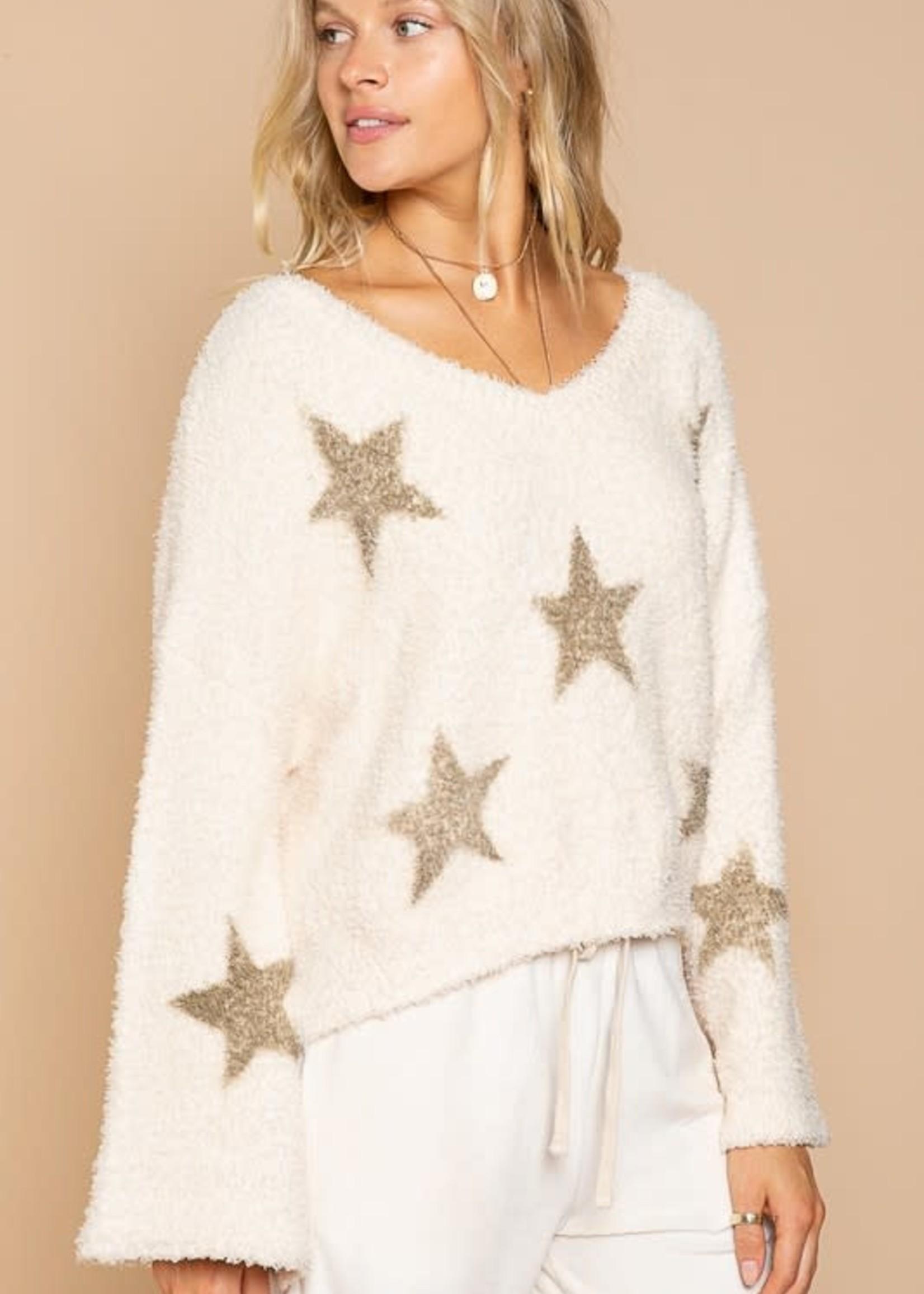 Softest Star Sweater Ever