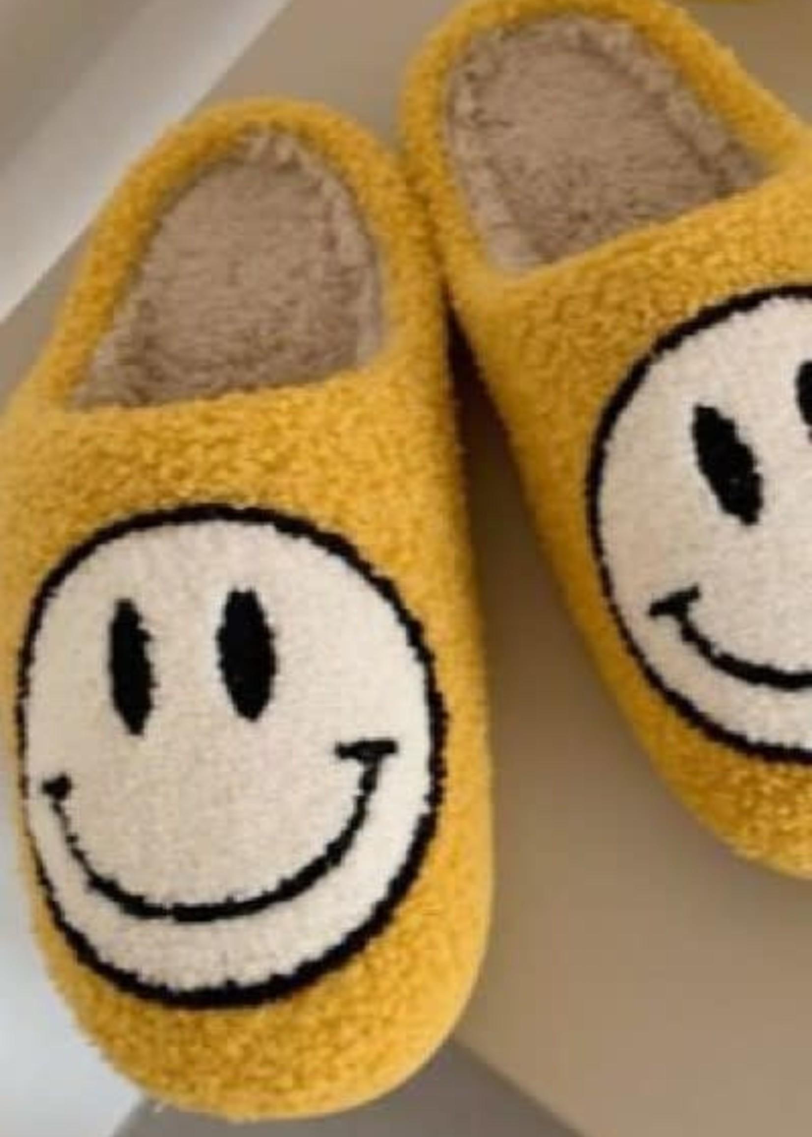 Smiley Sliipers