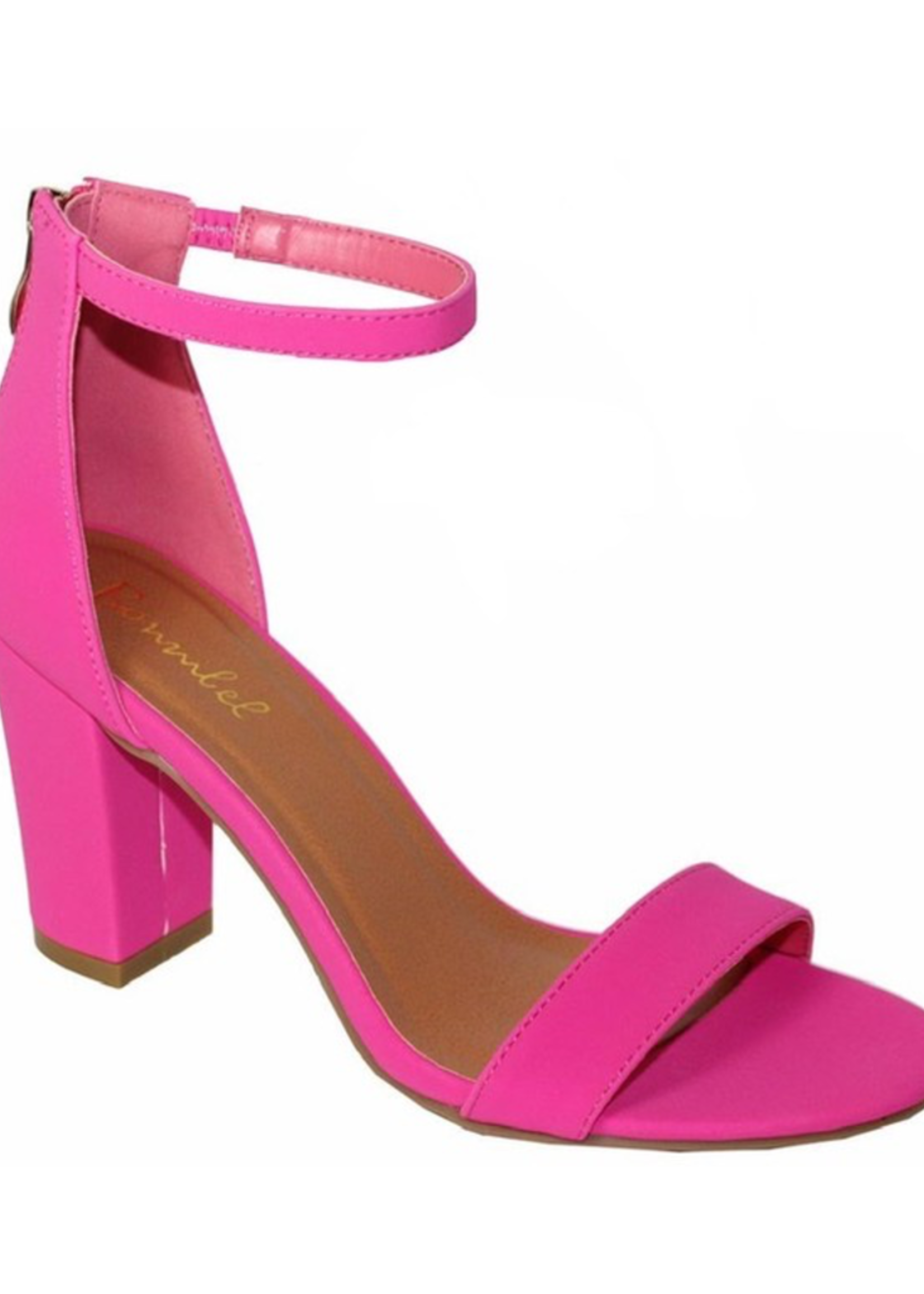 Perfect Pink Party Heel