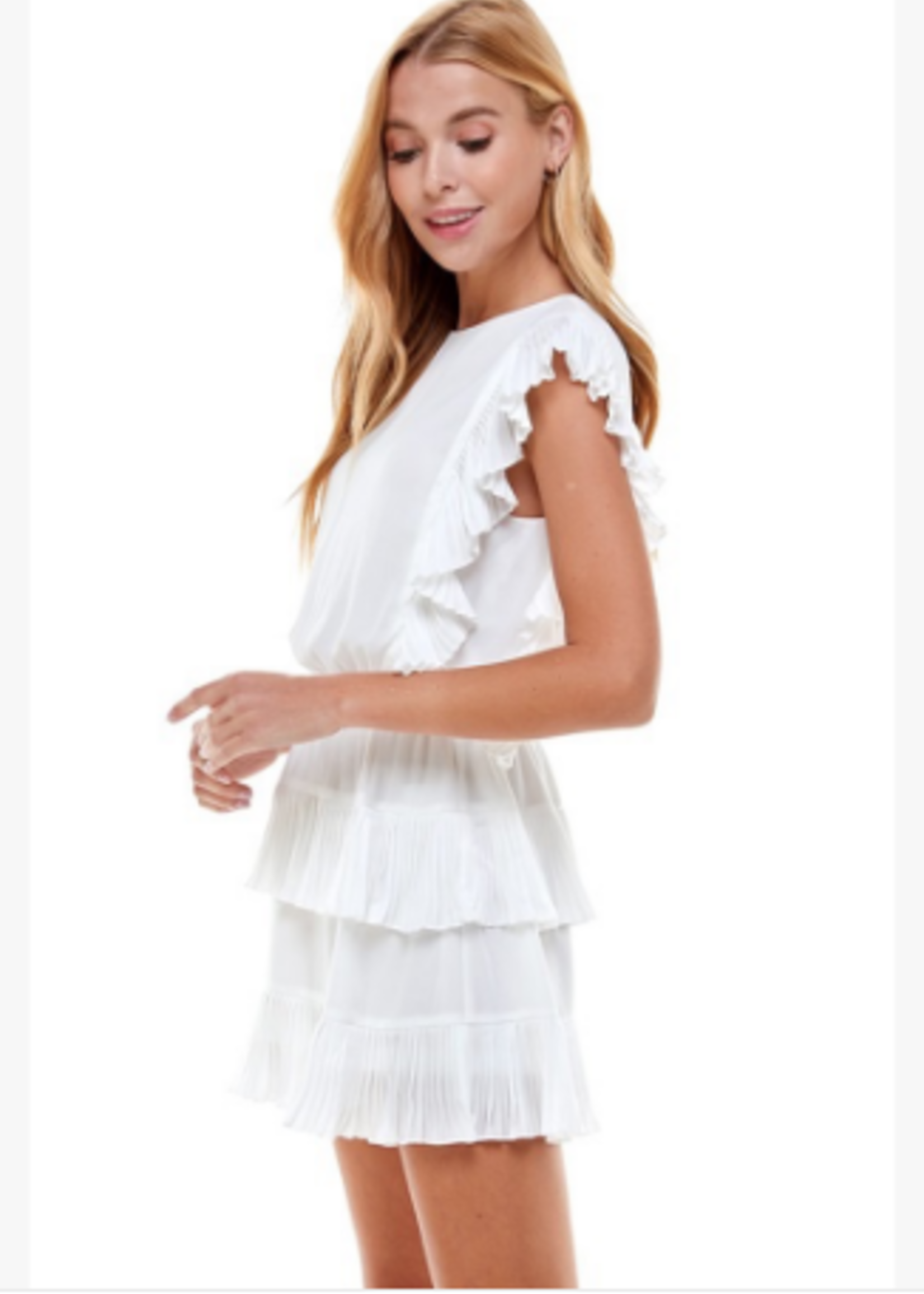 Party Time Ruffle LWD