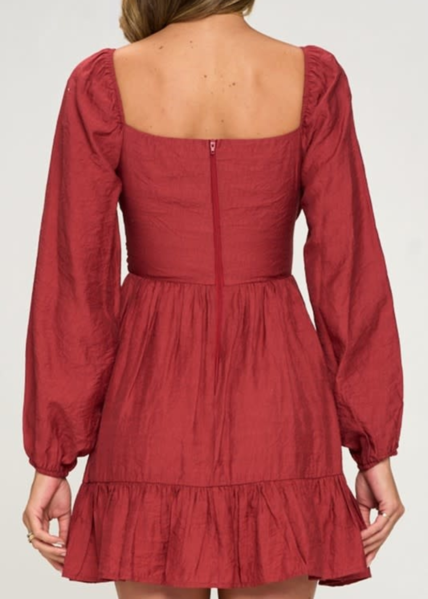 Fall For The Best Dress (2 Colors)