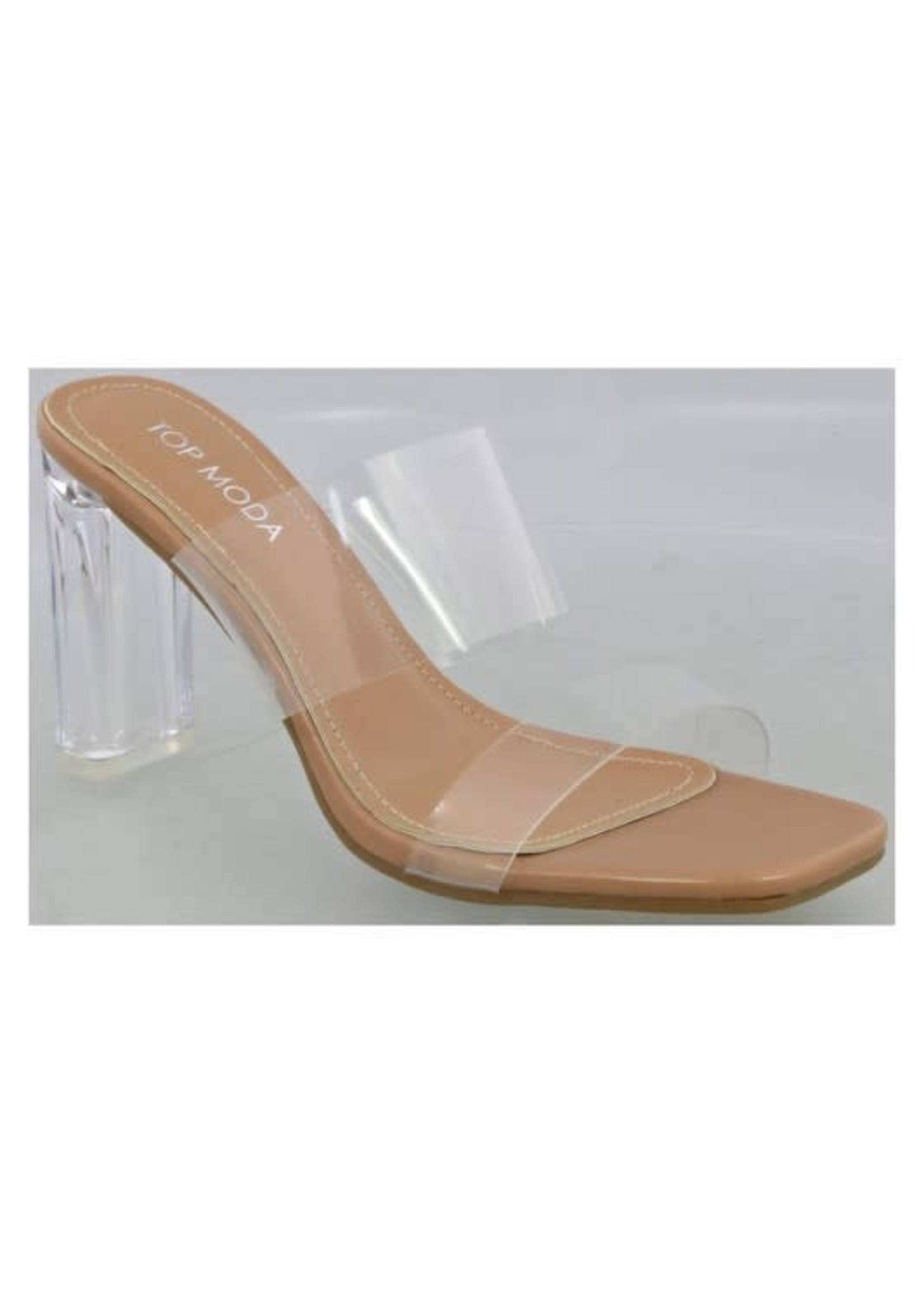 Can See Clearly Party Heel