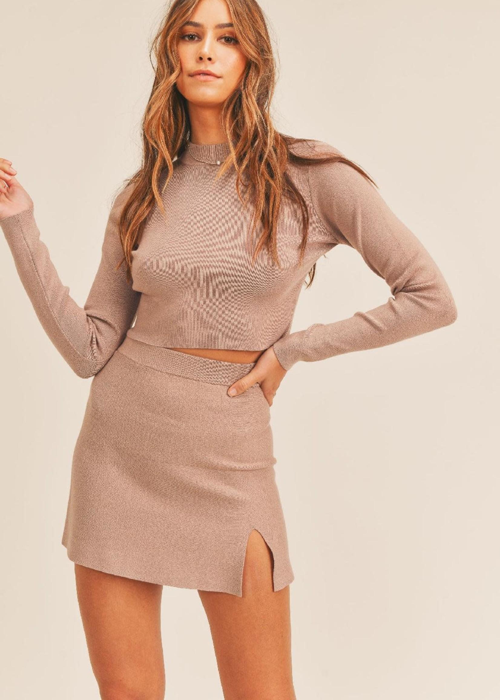 Mocha Latte Sweater