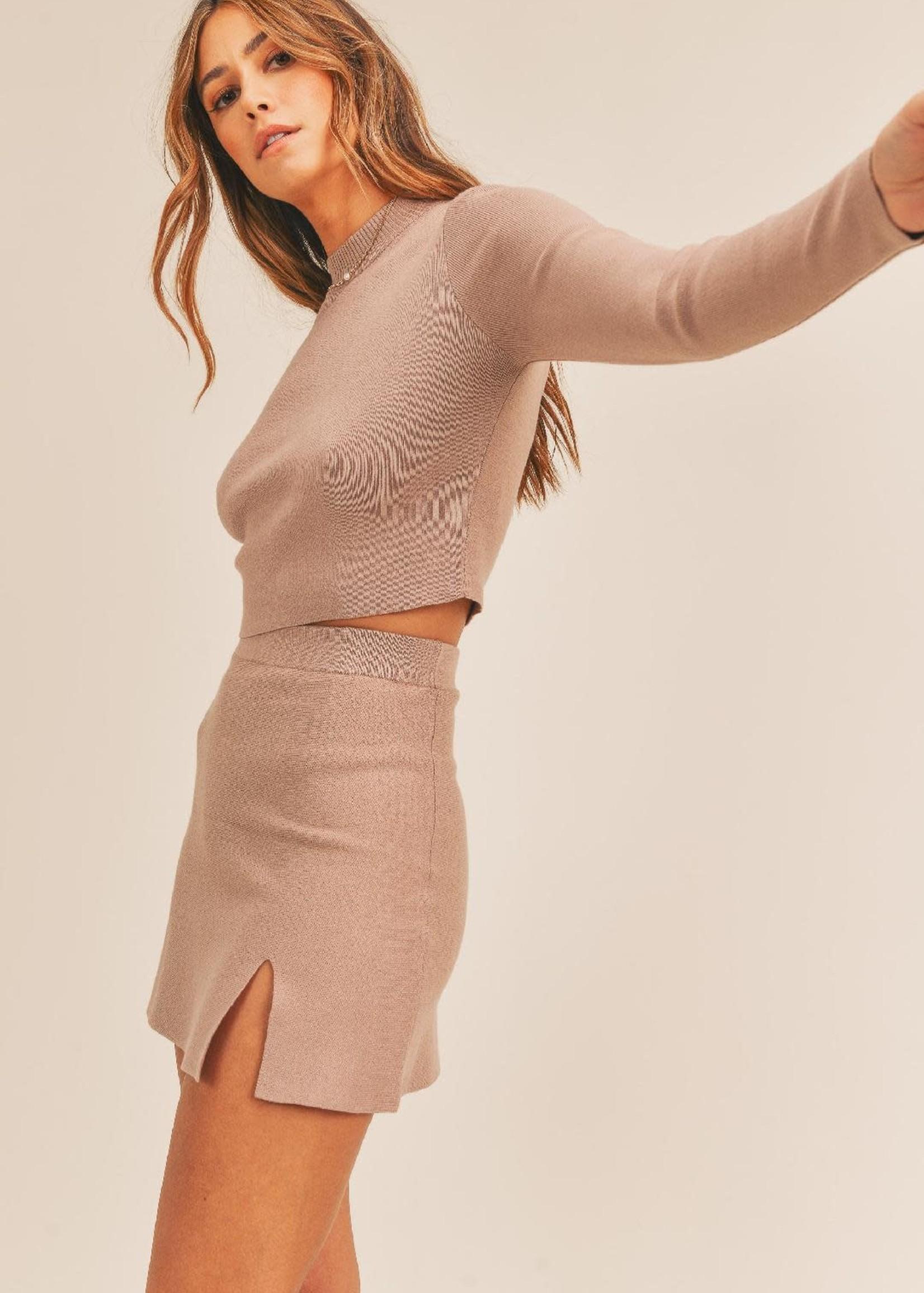 Mocha Latte Skirt